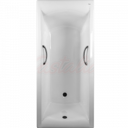 Чугунная ванна CASTALIA PRIME - 150x70x42 с ручками