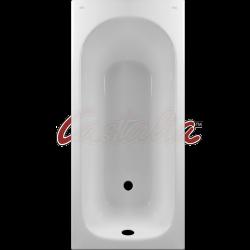 Чугунная ванна CASTALIA - 150х70х42