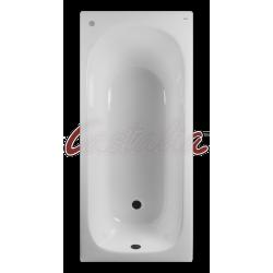 Чугунная ванна CASTALIA - 160x70x42