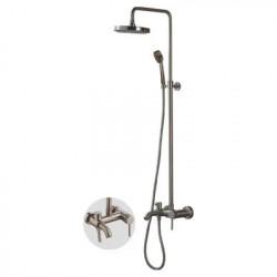 Душевая система с тропическим душем Ledeme L2452A
